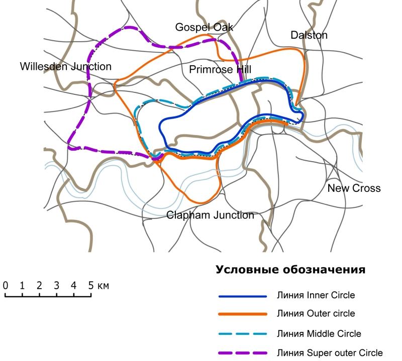 Окружные железные дороги
