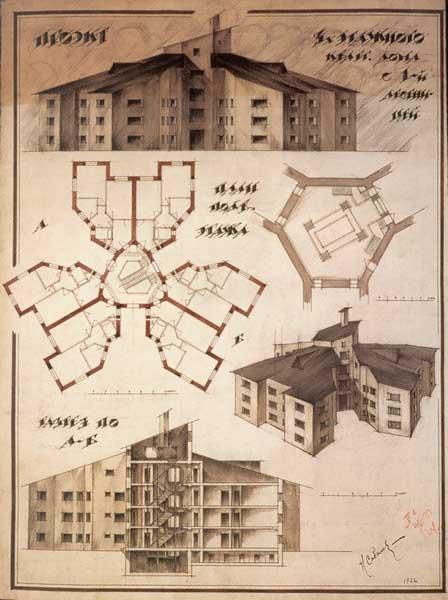Вхутемас-вхутеин и его роль в истории дизайна